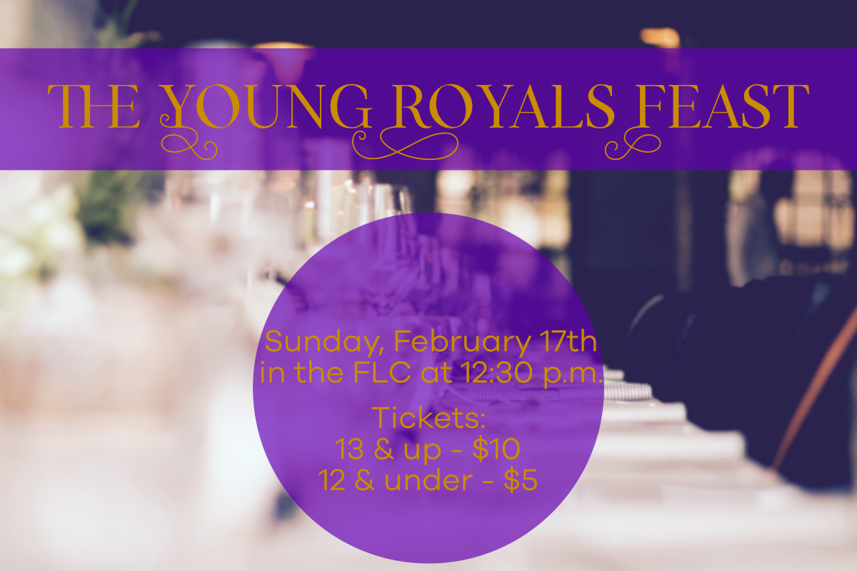 YOUNG ROYALS FEAST
